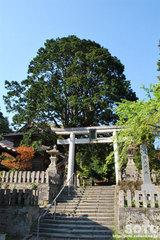 石見銀山(城上神社)
