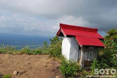 敏音知岳登山(三吉神社)