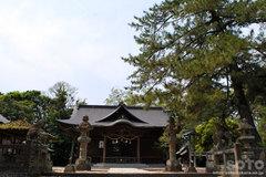 松江城(松江神社)