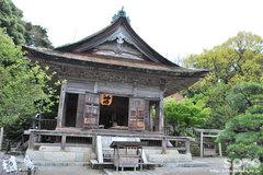 気多大社(拝殿)