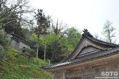 奥津姫神社(本殿)