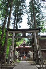 八ッ場(川原湯神社)