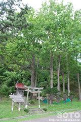 乙部温泉(神社)