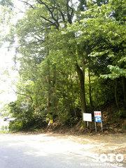 泉神社(駐車場)