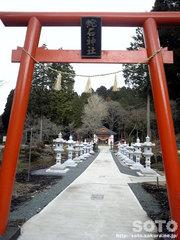 蛇石神社(1)