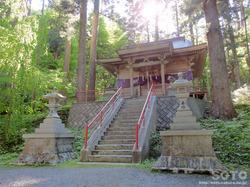 桜松公園(桜松神社)