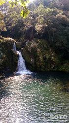 観音滝公園(滝)