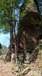 観音滝公園(石仏)