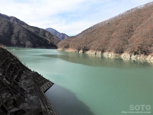 湯西川ダム(3)