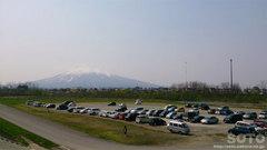 河原の無料駐車場