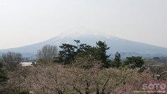 弘前城天守からの眺め(1)