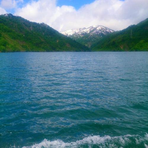 奥只見湖(2)