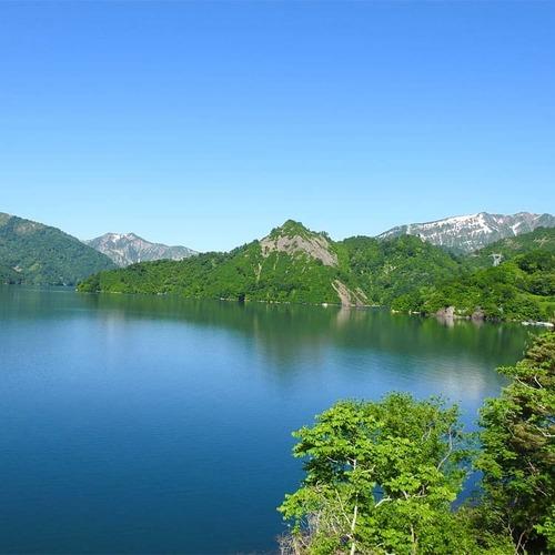 田子倉湖(2)