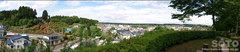七戸城址 展望台からの眺め