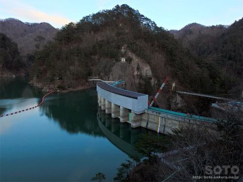 川俣ダム(2)