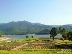 かなやま湖(1)