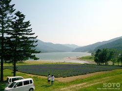 かなやま湖(2)