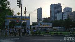 札幌大通り公園ビアガーデン