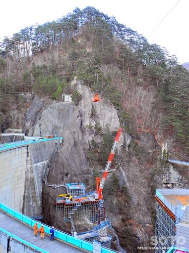 川俣ダム(3)