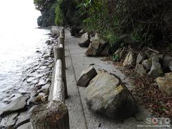 下須島 鶴葉山園地(3)
