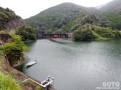 亀川ダム(1)