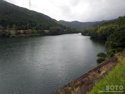 亀川ダム(2)