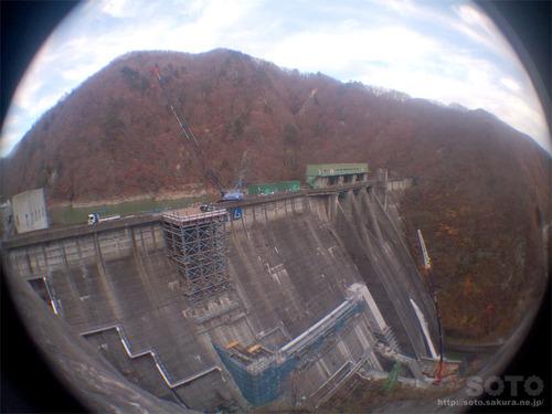 五十里ダム(2)