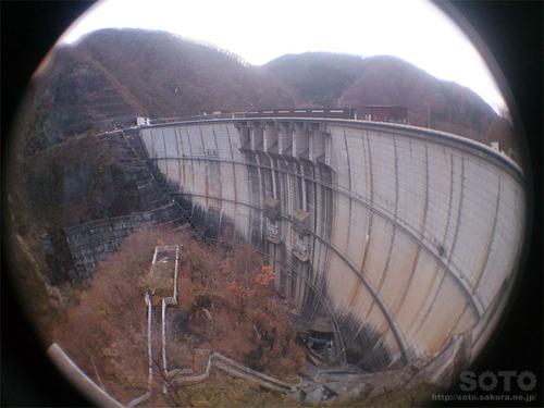 川治ダム(2)