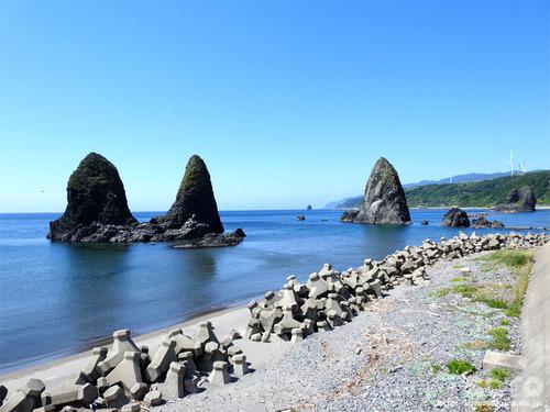 三本杉岩(2)