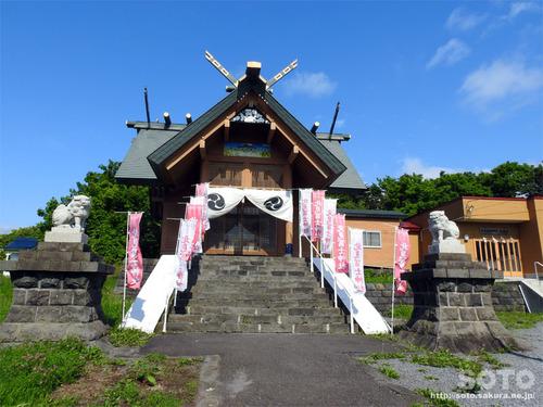 北見富士神社