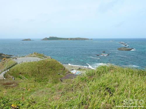 スコトン岬(トド島)