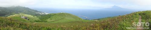 桃岩登山道