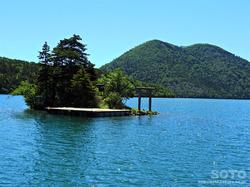 然別湖遊覧船(09)