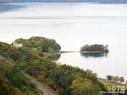 洞爺湖展望台(珍小島)