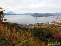 洞爺湖展望台(洞爺湖)