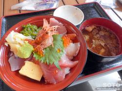 シーパルピア女川(女川丼)