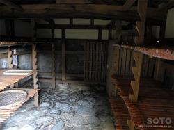 材木岩公園(風穴内部)