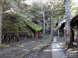 湯西川狩人村(13)