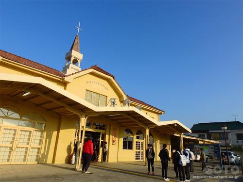 天草旅2020(三角駅)