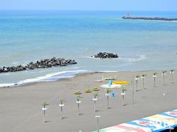 羽幌サンセットビーチ(2)