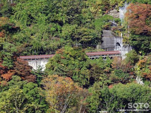 八ッ場(八ッ場大橋からの眺め02)