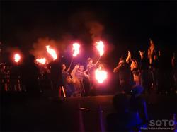 層雲峡渓谷火まつり(07)