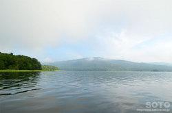 阿寒湖カヌー体験(2)
