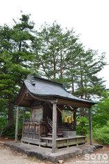 白川郷(荻町城趾・神社)