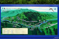 野外博物館エリア(マップ)