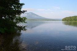 阿寒湖カヌー体験(5)