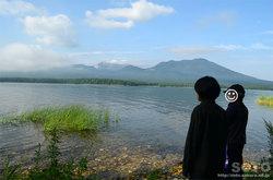 阿寒湖カヌー体験(6)