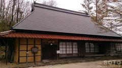 塩釜の冷泉(山荘)
