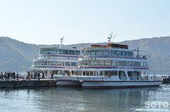 十和田湖-休屋(遊覧船)