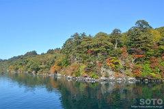 十和田湖遊覧船(4)